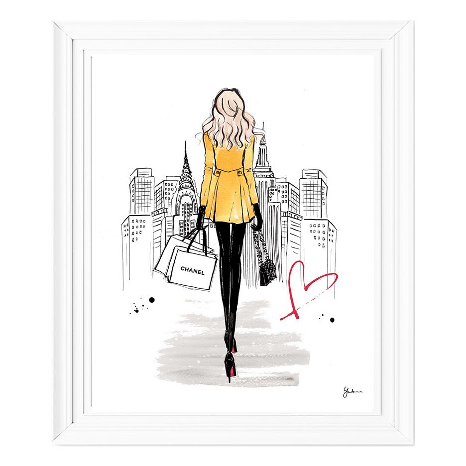 ニューヨークでお買い物(Shopping in NY)